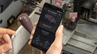Ford-App passt auf  - Schutz gegen Langfinger