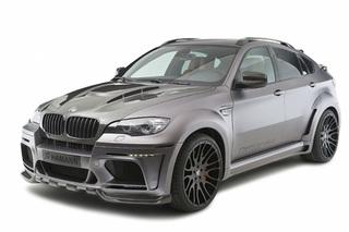 Hamann Tycoon Evo M - Mehr Breitenwirkung für BMW X6 M