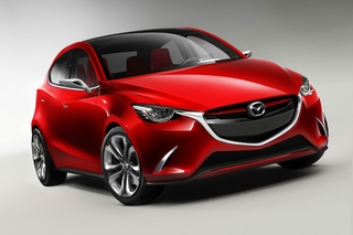 Mazda Hazumi - Auf dem Sprung zum Mazda2