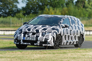 Honda Civic Tourer - Eine europäische Angelegenheit