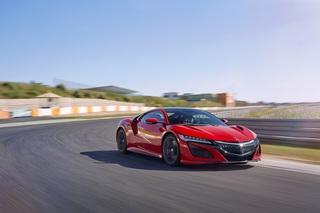 Fahrbericht: Honda NSX - Die Kraft der vier Herzen