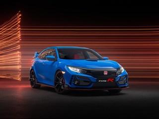 Honda Civic Type R Facelift - Stark genug ist er sowieso