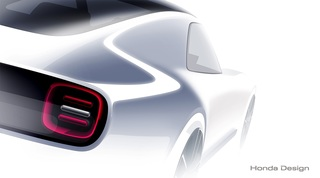 Honda-Studie - Elektro-Sportler für Tokio