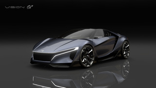 Honda Sports Vision GT - Digitales Debüt