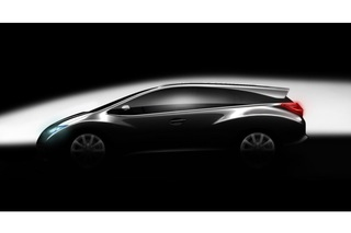 Honda Civic - Der Kombi kommt zurück