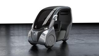 Minimobil Hopper - Vision für die Verkehrswende