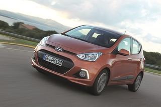 Hyundai i10 LPG - Sparsam Gas geben