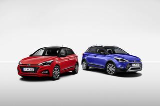Hyundai i20 - Neues Gesicht und mehr Technik