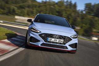 Hyundai i30 N   - Extra-Boost dank Automatik