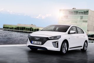 Hyundai Ioniq Hybrid - Keine Panne bei leerer Starterbatterie