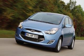 Hyundai ix20 - Mehr Auto für mehr Geld