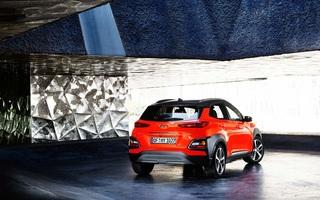 Hyundai Kona  - Top-Benziner auch mit Vorderradantrieb