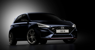 Hyundai i30 N   - Neustart mit Doppelkupplung