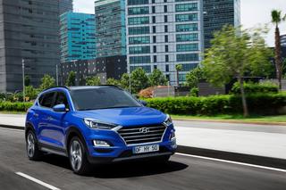 Test: Hyundai Tucson 1.6 T-GDI 4WD - Wenig Schwächen - großer Durst