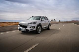 Hyundai Tucson  - Neuer Blick und frische Motoren