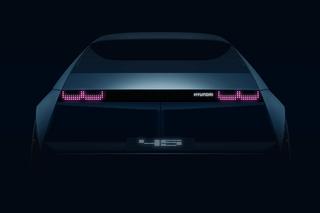 Hyundai Elektrokonzept 45 - Blick in die Zukunft