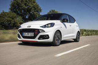 Fahrbericht: Hyundai i10 N Line - Wilder Gnom mit Turbolader