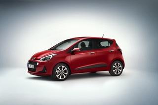Hyundai i10 Facelift - Weiterhin unter 10.000 Euro