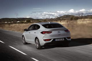 Fahrbericht: Hyundai i30 Fastback - Achtung, Stufe!