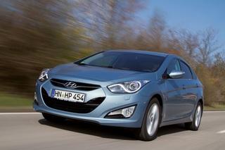 Hyundai i40 - Leichteres Spiel