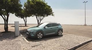 Hyundai Kona Elektro  - Mehr Details zum Strom-SUV