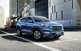 Hyundai Tucson Sondermodell - Stärkster Ottomotor auf bescheidener ...
