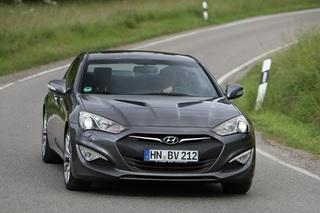 Hyundai Genesis Coupe - Mehr Kraft für den Korea-Sportler