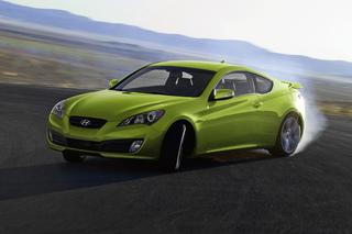 Hyundai Genesis Coupe - Mehr Leistung, mehr Gänge, mehr Komfort