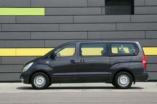 Hyundai H1 - Lückenschluss beim Diesel