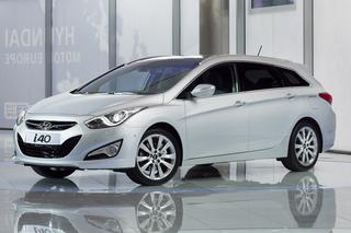 Hyundai i40 - Vorfahrt für den Kombi