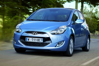Hyundai ix20 - Neuer Diesel mit mehr Leistung