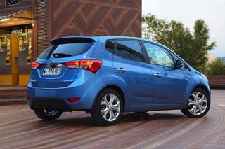 Hyundai ix20 - Viel Platz auf kleinem Raum (Vorabbericht)