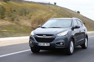Hyundai ix35 - Höhere Preise, höherer Ausstoß
