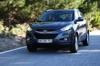 Gebrauchtwagen-Check: Hyundai ix35   - Dank Garantie besonders inte...