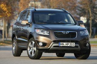 Hyundai Santa Fe - Sicher für die Bergabfahrt