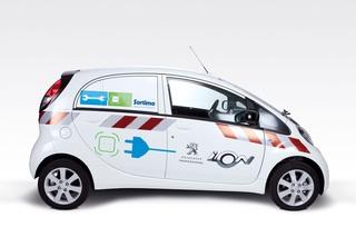 Peugeot i0n Cargo - Elektrisiert in den Herbst