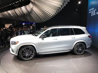New York Auto Show - Masse statt Klasse