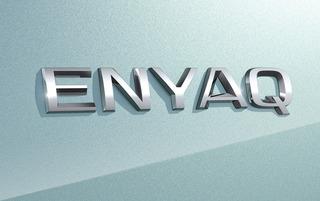 Skoda Enyaq - Q wie SUV, E wie Elektro