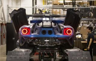 Ford baut zusätzliche Supersportler - Mehr GTs für die Welt