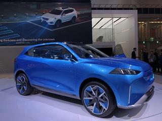 """Chinesische Autohersteller nutzen die IAA als Premierenbühne - """"Rot..."""