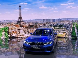 Weltpremiere: BMW 3er - Echt neu