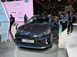 Weltpremiere: Kia E-Niro - Jetzt auch ohne Benziner