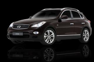 Infiniti EX30d GT - Luxus-SUV mit Hotelübernachtung