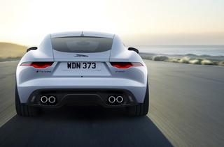 Jaguar F-Type  - Schwarz gemalt