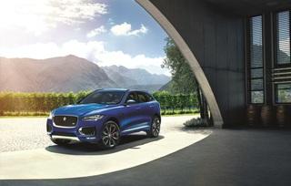 Jaguar F-Pace  - Dynamisch über Stock und Stein (Vorabbericht)