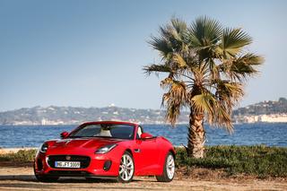 Test: Jaguar F-Type Cabriolet P300 - Relativ günstiger Spaßbeschleu...