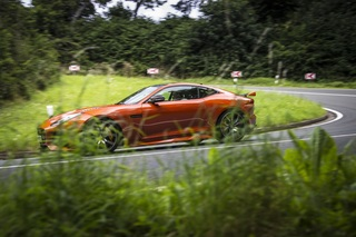 Fahrbericht: Jaguar F-Type SVR - 1.000 Euro pro PS (Kurzfassung)