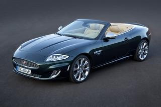 Jaguar XK66 - Zum Schluss im Traditions-Grün