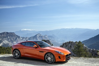 Fahrbericht: Jaguar F-Type Coupé - Willkommen im Club 300