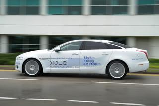 Jaguar XJ_e Plug-in-Hybrid - Geiz auf hohem Niveau